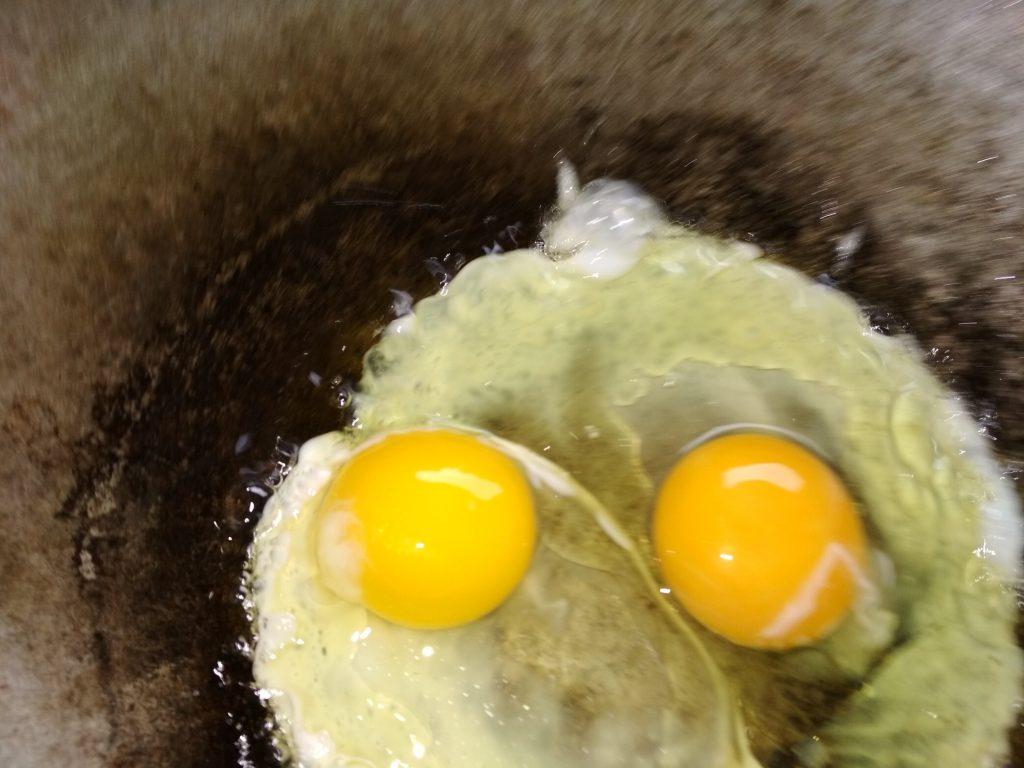 zdrowe jajka, wolna kurka